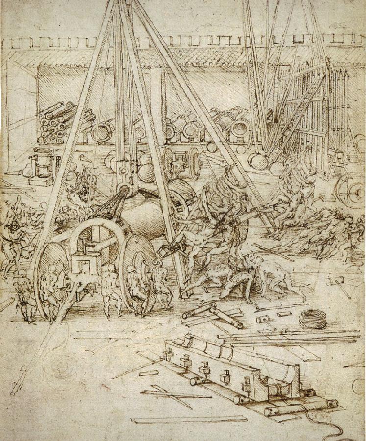 Leonardo da vinci early life