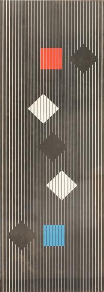 Quadrados coloridos - Lothar Charoux
