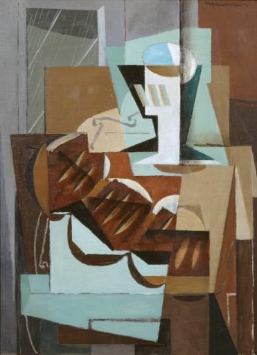 Rain, 1929 - Louis Marcoussis
