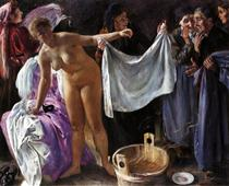 Witches - Lovis Corinth
