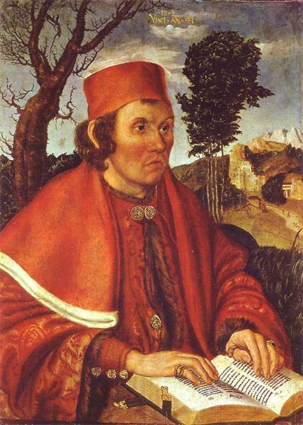 Johannes Reuss, 1503 - Lucas Cranach der Ältere