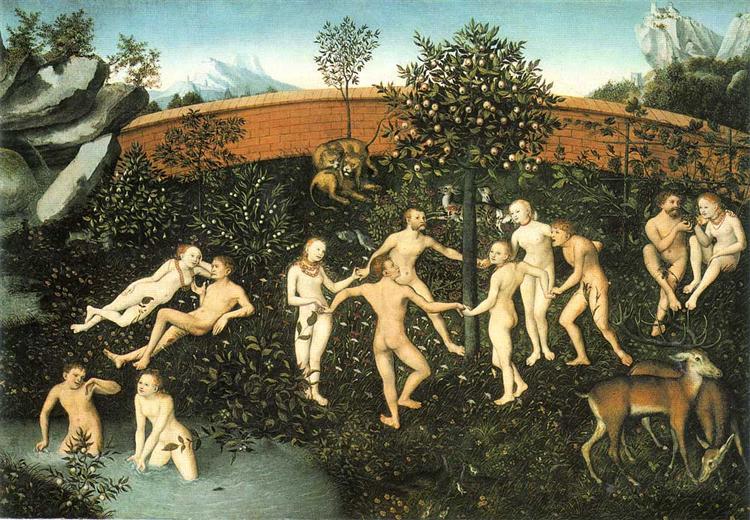 The Golden Age, 1530 - Lucas Cranach l'Ancien