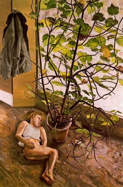 Large Interior, Paddington, 1968 - 1969 - Lucian Freud