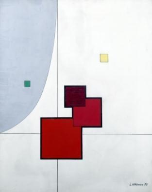 Jote 3, 1975 - Luigi Veronesi