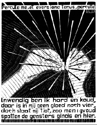 m c eschers inspiration in creating the circle limit series Circle limit i, 1958 by mc escher op art tessellation.