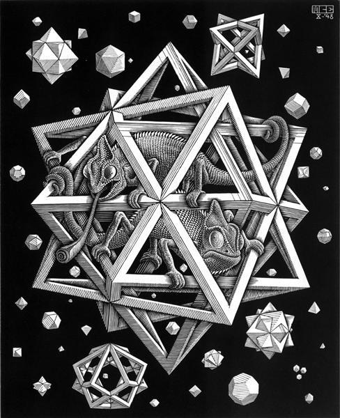 Stars, 1948 - 艾雪