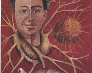 Diego and Frida - Frida Kahlo
