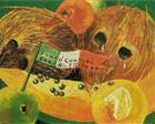 Weeping Coconuts or Coconut Tears - Frida Kahlo