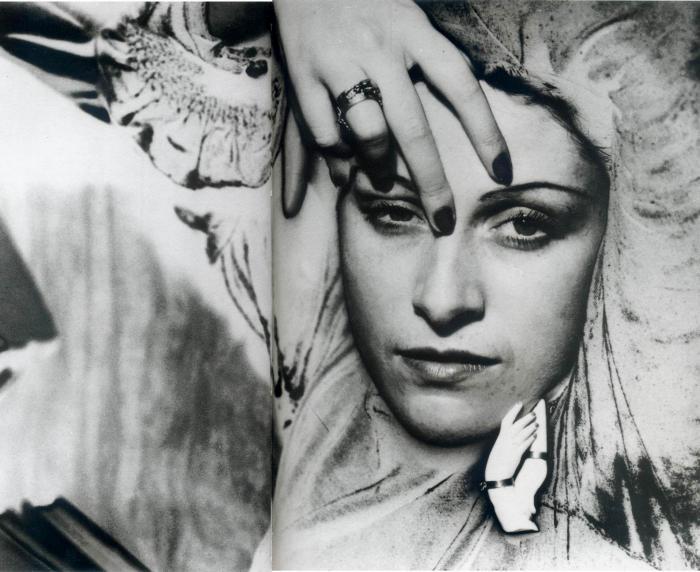 Dora Marr, 1936 - Man Ray