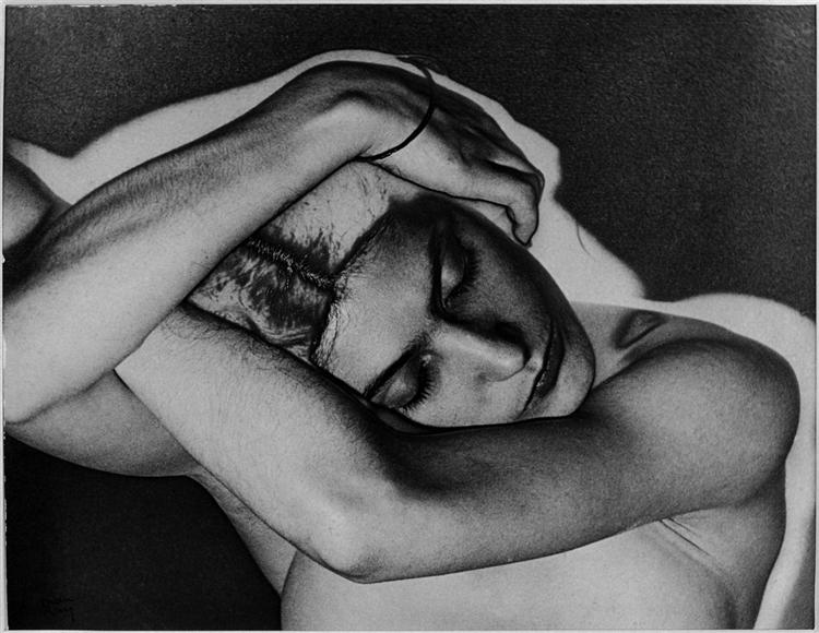 Solarisation, 1931 - Man Ray
