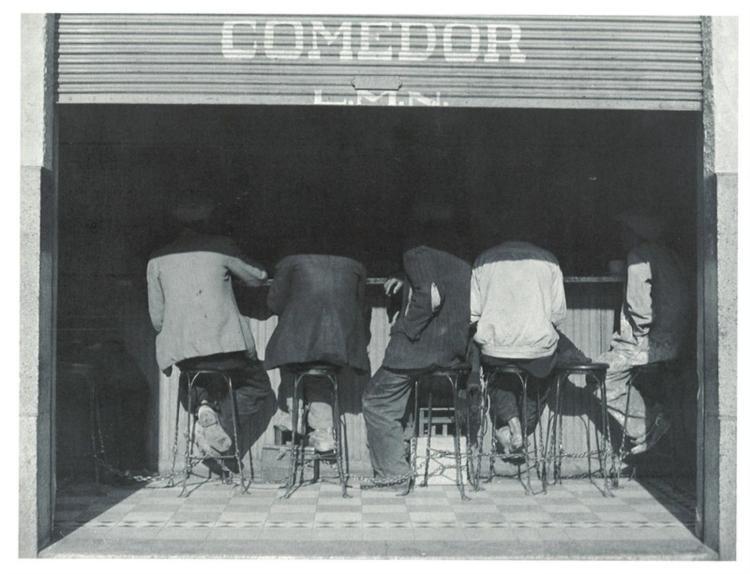The crouched ones, 1934 - Мануэль Альварес Браво