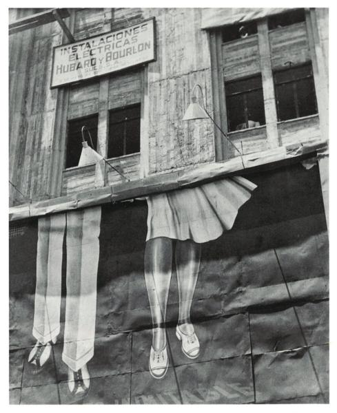 Two pairs of legs, 1929 - Мануэль Альварес Браво