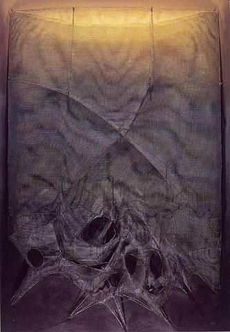 Espejo Herido XV, 1990