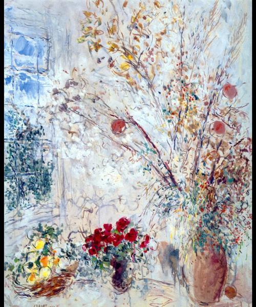 Lunaria, 1967 - Marc Chagall