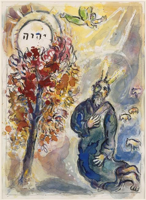 Moses And The Burning Bush 1966