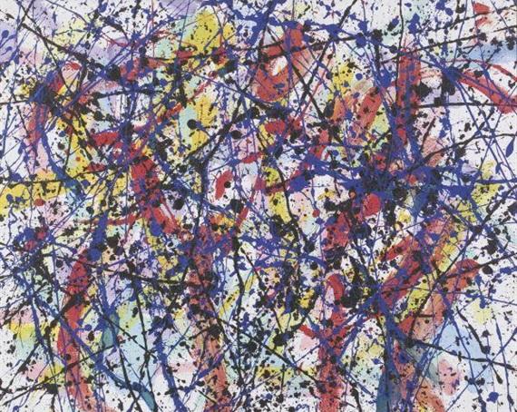 Brise d'Automne, 1975 - Marcel Barbeau