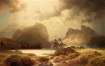 Fjord landscape in Norway - Marcus Larson