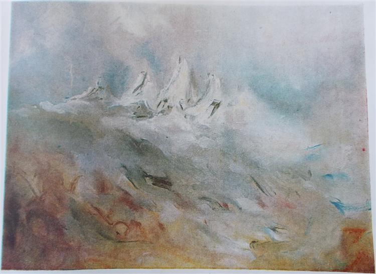 Among the Muddy Volcanoes - Margareta Sterian