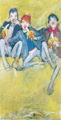 Bananarepublic, 1982 - Mario Comensoli