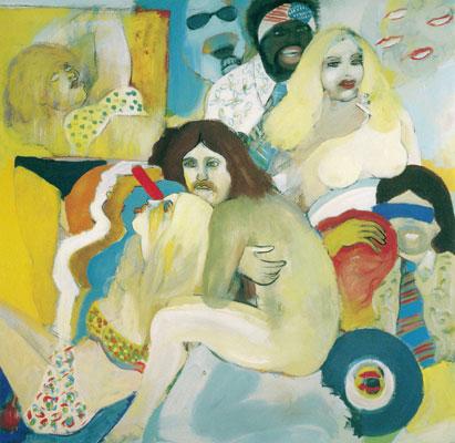 Reise, 1969 - Mario Comensoli