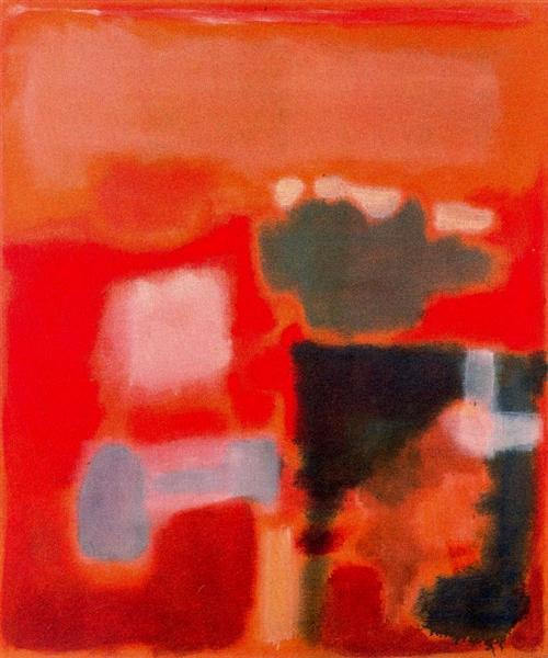 No.1, 1949 - Mark Rothko