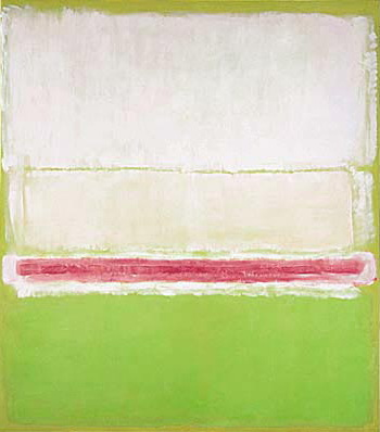 No. 2 (No. 7 and No. 2) - Mark Rothko