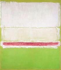 No. 2 (No. 7 and No. 2) - Mark Rothko