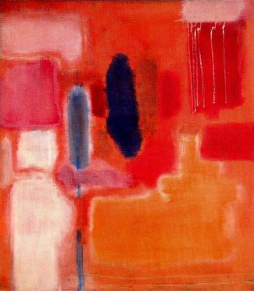 No. 9, 1948 - Mark Rothko