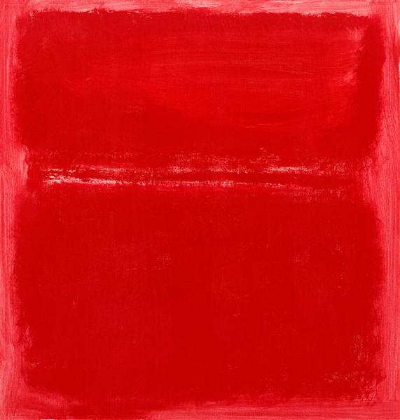 Untitled, 1970 - Mark Rothko
