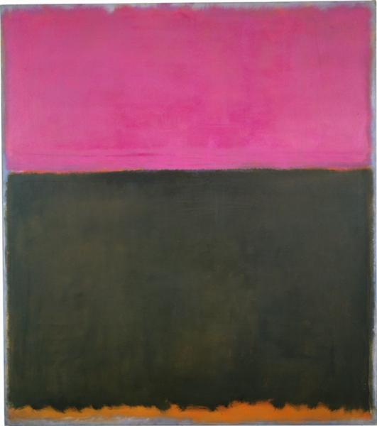 Untitled, 1953 - Mark Rothko