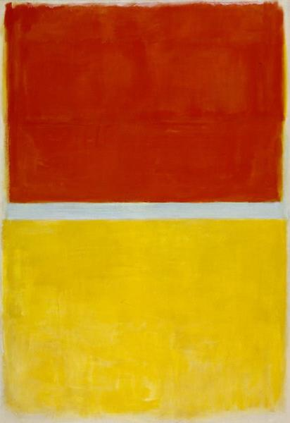 Untitled, 1952 - Mark Rothko