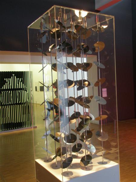 Essaim de reflets, 1965 - Марта Бото