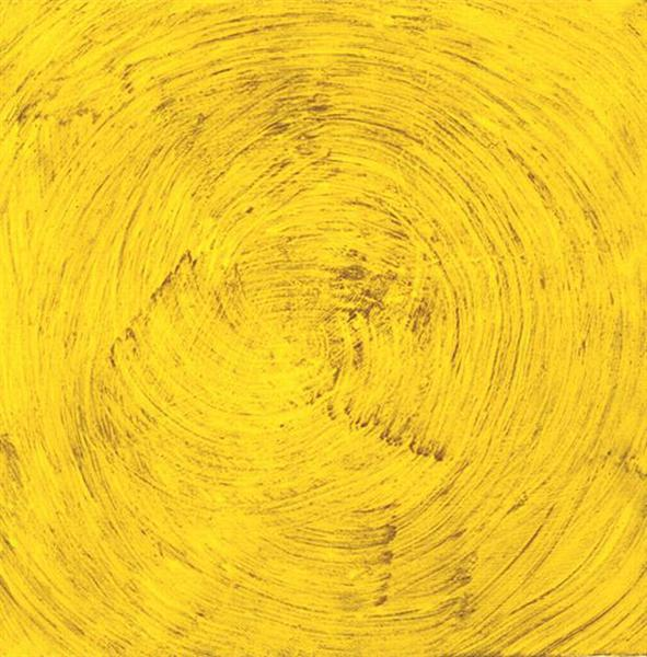 Work No. 3 (Yellow Painting), 1986 - Мартін Крід