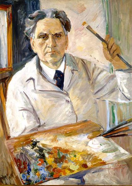 Self-portrait, 1942 - Martiros Sarian