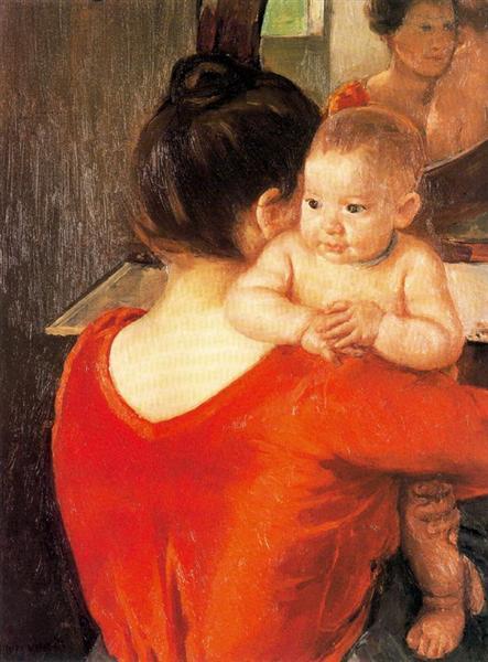 Mother and Child, 1900 - Mary Cassatt