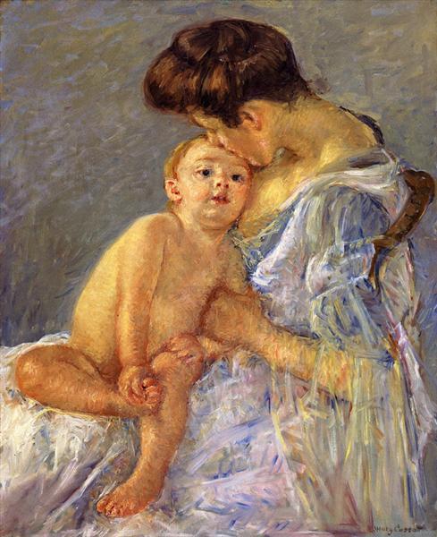 Motherhood, c.1906 - Mary Cassatt
