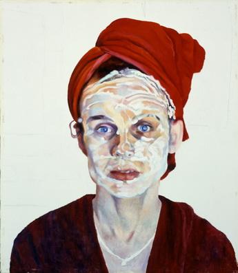 Cold Cream, 1983 - Mary Pratt