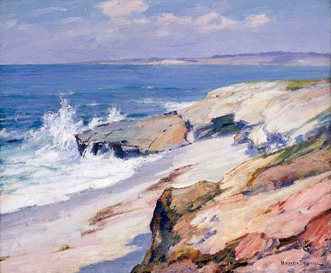 California Coast, 1930 - Maurice Braun
