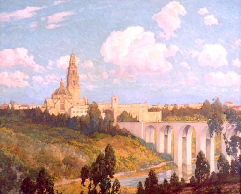 California Tower, 1915 - Моріс Браун