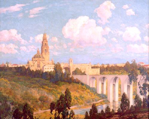 California Tower, 1915 - Морис Браун