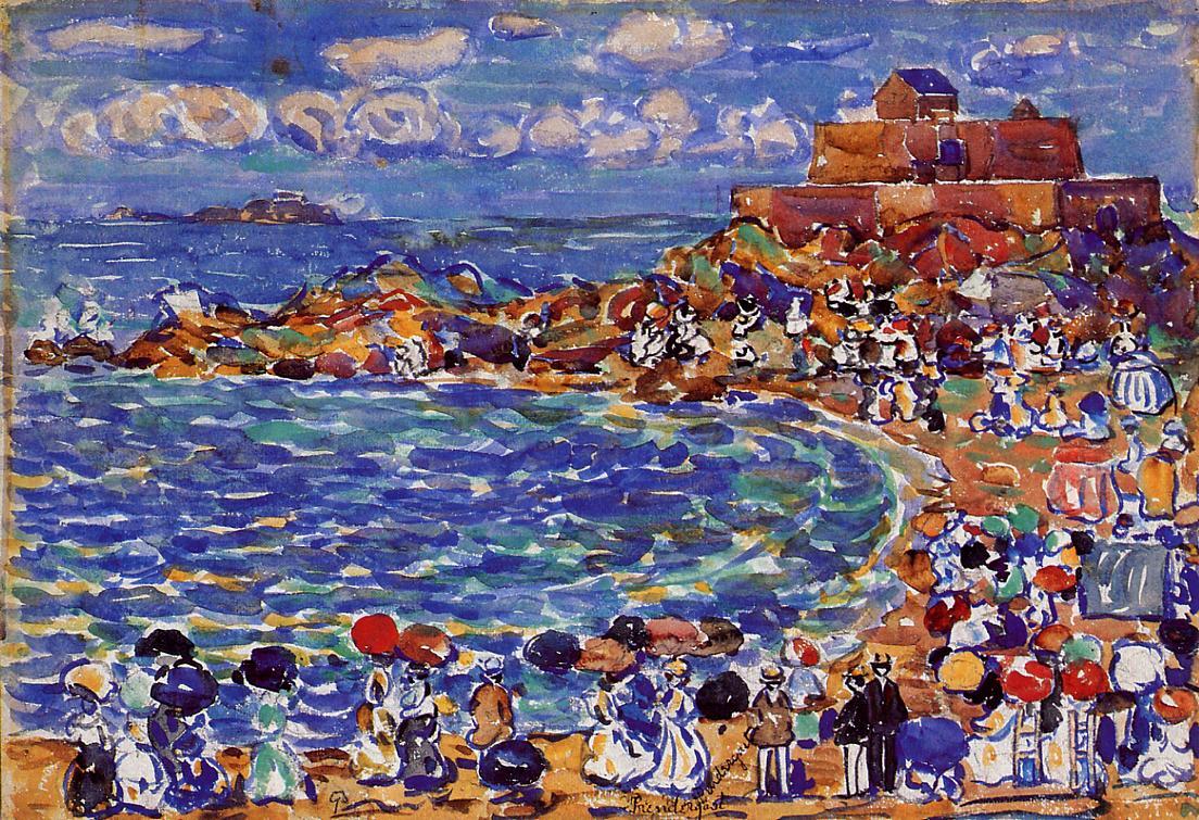 Maurice Prendergast Paintings For Sale