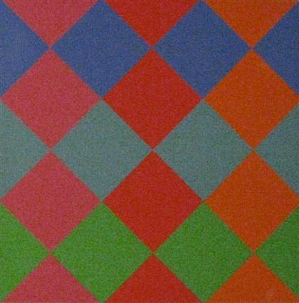 Geometric Composition, 1966 - Max Bill