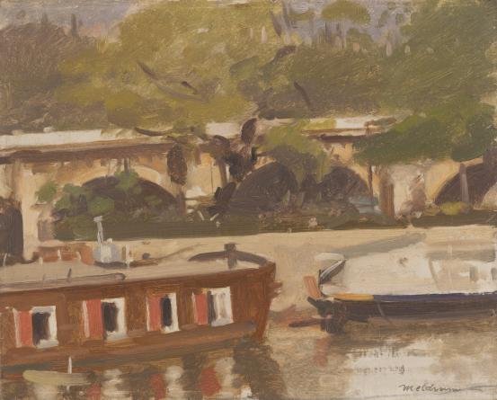 Pont Neuf, 1929 - Max Meldrum