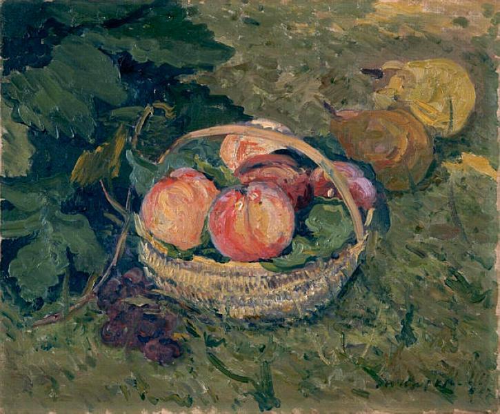 A fruitdish - Maxime Maufra