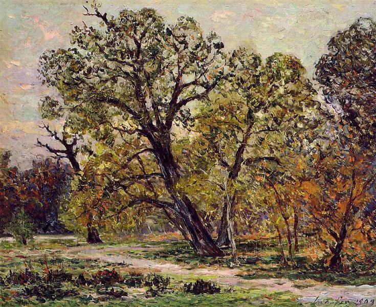 Autumn, 1909 - Maxime Maufra
