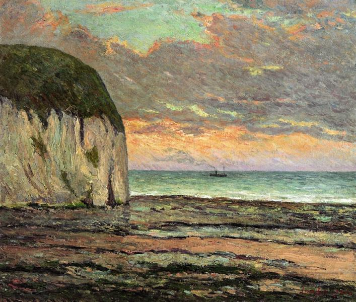 Sunset, 1902 - Maxime Maufra