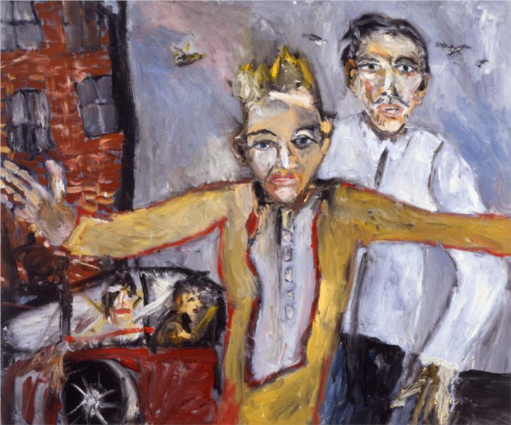 Stop, 2005 - Michael Hafftka