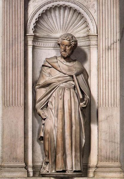 St. Paul, 1504 - Michelangelo
