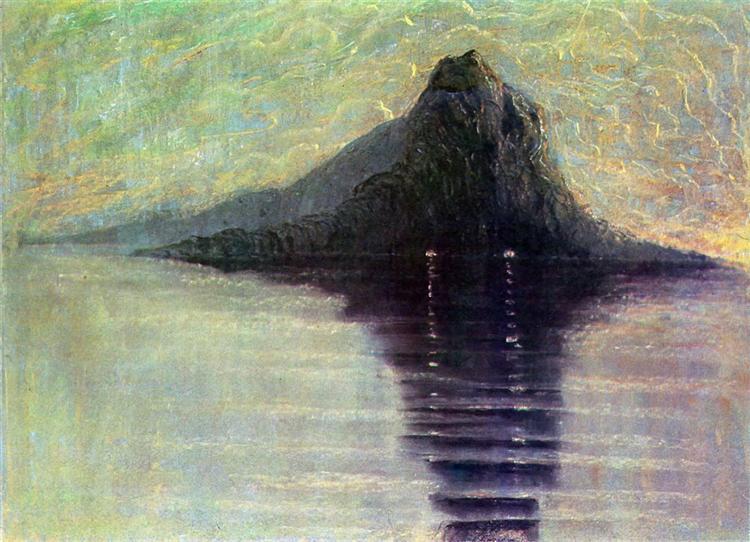 Serenity, 1905 - Mikalojus Konstantinas Ciurlionis