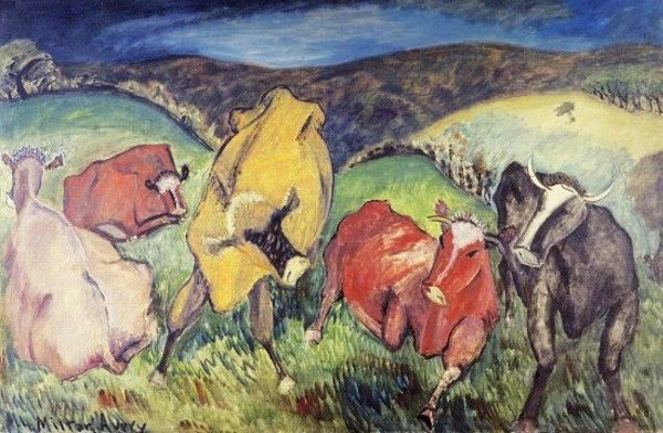 Bucolic Landscape, 1930 - Milton Avery